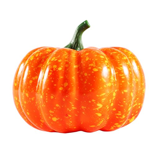 alloweeen Party Dekoretion künstliches Gemüse Lebensmittelnachbildung Fake Food (Halloweeen Dekorationen)