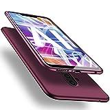 X-level Huawei Mate 20 Lite Hülle, [Guardian Serie] Soft Flex Silikon Premium TPU Echtes Telefongefühl Handyhülle Schutzhülle