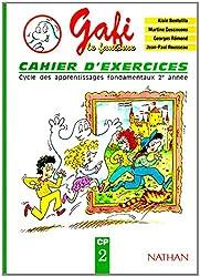 Gafi, CP, cahier d'exercices 2