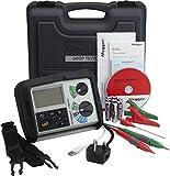 Megger LTW335-EU-SC Schleifenmessgerät, Schleifenmessung in RCD-Stromkreisen ohne Auslösung, 2-Leiter, Anzeigebereich Ik bis 20 kA