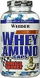 Weider Whey Amino Caps- 280 Kapseln, 1er Pack (1 x 305 g) - 6