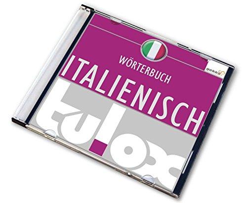 tulox – großes Wörterbuch Italienisch – Deutsch mit 90.000 vertonten fremdsprachlichen Einträgen für Business, Beruf, Schule und Studium