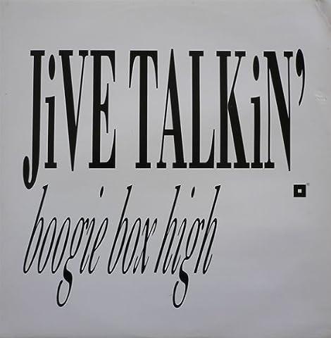Jive talkin' (1987) / Vinyl Maxi Single [Vinyl 12'']