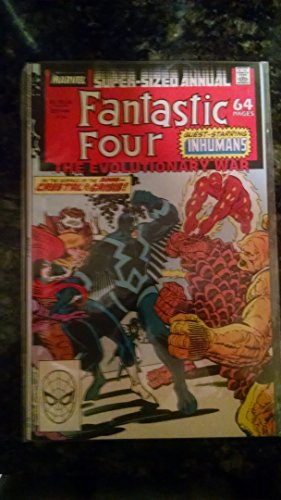 Super-sized Annual Fantastic Four The Evolutionary War 64 Pages Vol. 1 No. 21