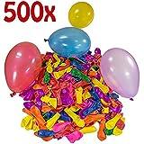 500 ballon d'eau, bombes à eau , coloré, facile à remplir kinsell®