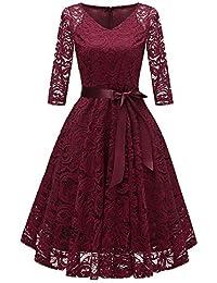 1c6061f5621b Amazon.it  vestiti donna eleganti da cerimonia lunghi - 4121325031 ...