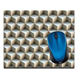 Shopbuzz 3D Crystal Rectangle Mouse Pad