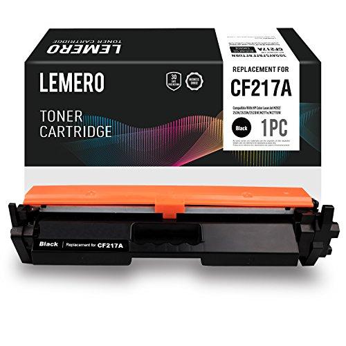 Lemero CF217A 17A Cartucho Toner [con Chip] Compatible