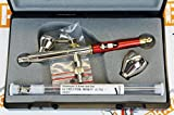 Harder and Steenbeck Infinity 2in1 two in one airbrush 126543 + BONUS by SprayGunner by Harder und Steenbeck