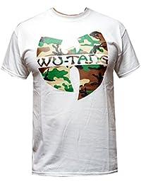 Wu-Wear Wu Logo Tee T Shirt T-Shirt M-3XL Wu-Tang Clan