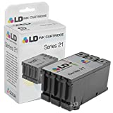 LD Compatible Ink Cartridge for Dell Y499D 330-5274 Series 21 (Color)