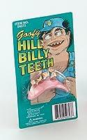 Set Of Fake Teeth Hill Billy Bob Goofy Red Neck Fancy Dress Accessory