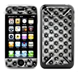 Upper Coque 3D iPhone 3G/3GS Girly Black