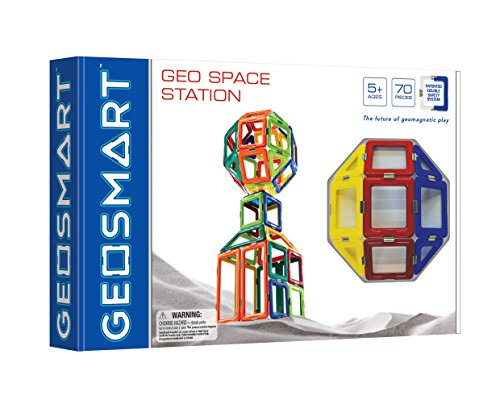 Geosmart Geosmart-Geo 401- Radarstation Geo Space Station-70 Verschiedene Teile, mit Licht -