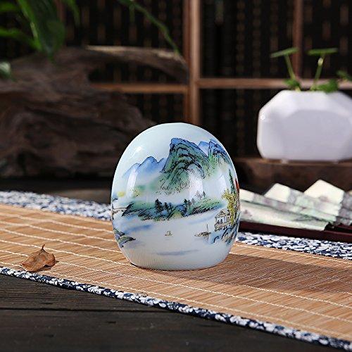 XOYOYO Im europäischen Stil Keramikascher kreative Persönlichkeit einfach Mode Wohnzimmer...