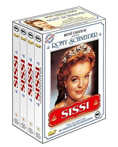 Sissi : L'intégrale René Chateau - Coffret 4 DVD