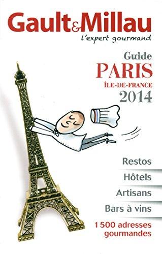 Guide Paris par Gault millau