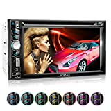 XOMAX XM-2D6224 autoradio / Moniceiver / Lettore multimediale schermo touchscreen LCD 15,7 cm (6,2