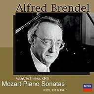 Mozart: Piano Sonatas K.322, K.333 & K.457
