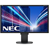 NEC EA244WMi 24 inch IPS LED Monitor, black