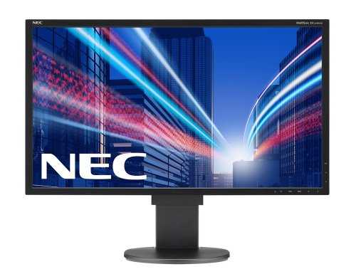 NEC EA244WMi 24 inch IPS LED Monitor, black UK