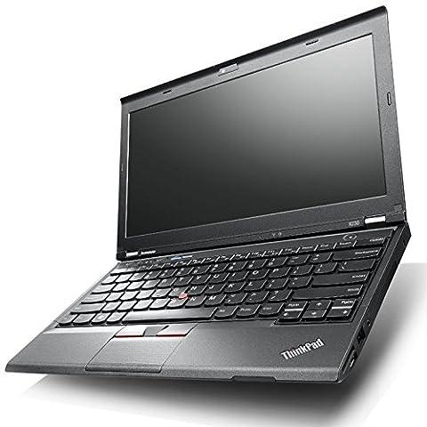 Lenovo Thinkpad X230 i5 2,6 4,0 12M 120 GB SSD WLAN BL CR Win7Pro (Zertifiziert und Generalüberholt)