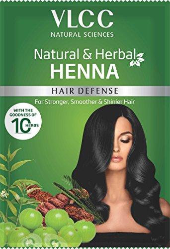 Vlcc 100% natürliche pflanzliche Henna Amla & Shikakai Auszüge Haar Mehndi Pulver 100g -