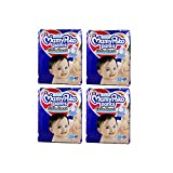 Mamypoko Pant Style Large Size Diapers (48 Count) Pack Of 4