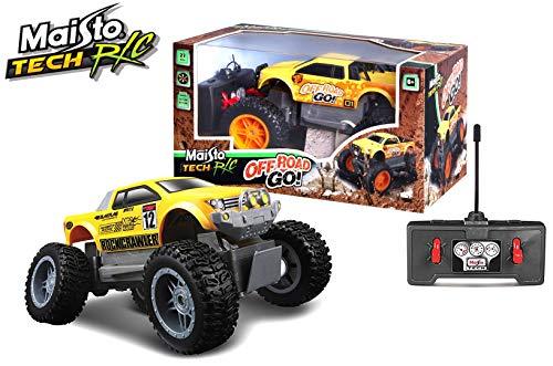 Maisto 581162 - Rock Crawler Junior (farblich sortiert)