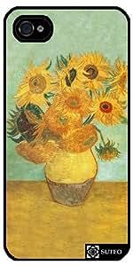 Coque Iphone 5/5S – Van Gogh – Tournesols - ref 1256