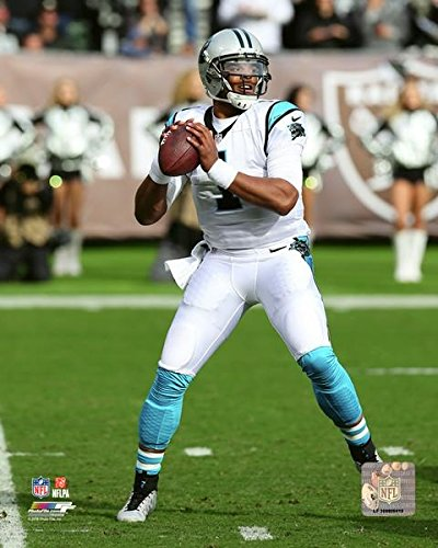 The Poster Corp Cam Newton 2016 Action Photo Print (50,80 x 60,96 cm)