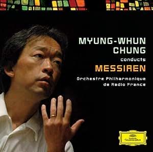 Myung-Whun Chung dirige Messiaen : Trois petites liturgies de la présence divine - Couleurs de la Cité céleste...