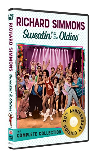 RICHARD SIMMONS - SWEATIN' TO THE OLDIES THE COMPLETE COLLECTION 30TH ANNIVERSARY (6DVD) (1 DVD) - Richard Sweatin Simmons