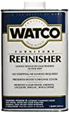 Rust-Oleum 266279 Watco Furniture Refinisher - Wood Varnish/Finish/Lacquer/Shellac Remover (947 ML)