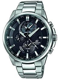Casio Edifice – Herren-Armbanduhr mit Analog-Display und Edelstahlarmband – ETD-310D-1AVUEF
