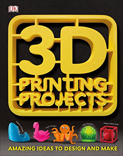 3D Printing Projects por Vv.Aa.