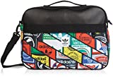 adidas Tasche Graphic Airliner, Multicolor/Black/White, 10 x 40 x 29 cm, 12 Liter, AB3911