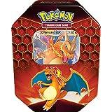 Pokémon POK80481-6 TCG: Hidden Fates Tin (one at Random), Mixed Colours