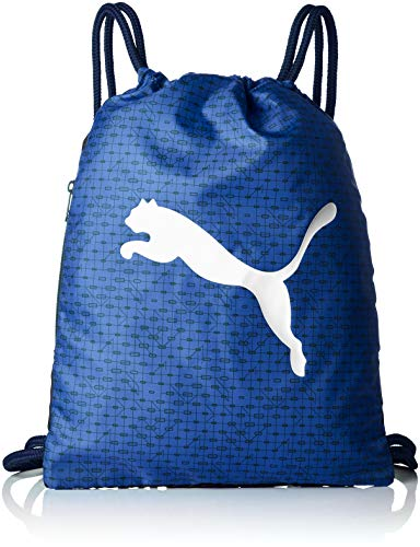 Puma Beta Gym Sack Turnbeutel, Strong Blue-Peacoat, OSFA