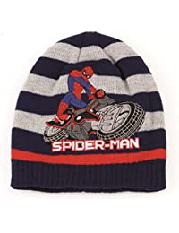 offiziell lizensierter SPIDERMAN Marvel Comics Beanie Mütze - Lizensierter Spiderman Fanartikel