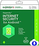 Kaspersky Internet Security for Android - 1 Device, 1 Year (Digital Delivery in 6 hours)