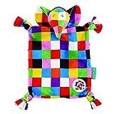Rainbow Designs EL1448 Elmer Comfort Blanket