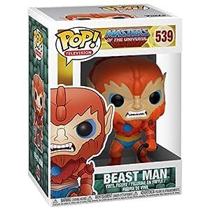 Masters of the Universe Figura Vinilo Beast Man 539 Figura de coleccin