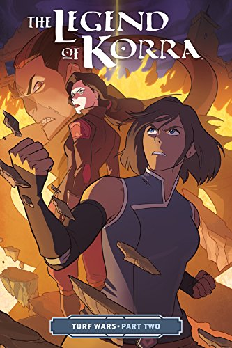 The Legend of Korra Turf Wars Part Two (English Edition)