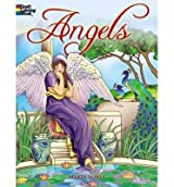 [(Angels Coloring Book )] [Author: Marty Noble] [Jan-2009]