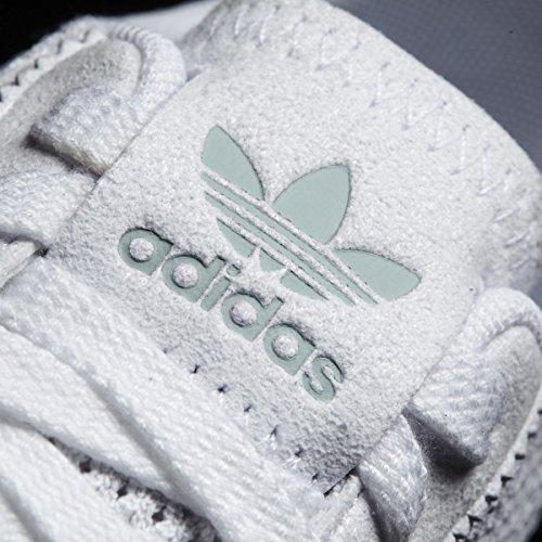 adidas Flashback Damen Sneaker Pink weiß / grüngrau