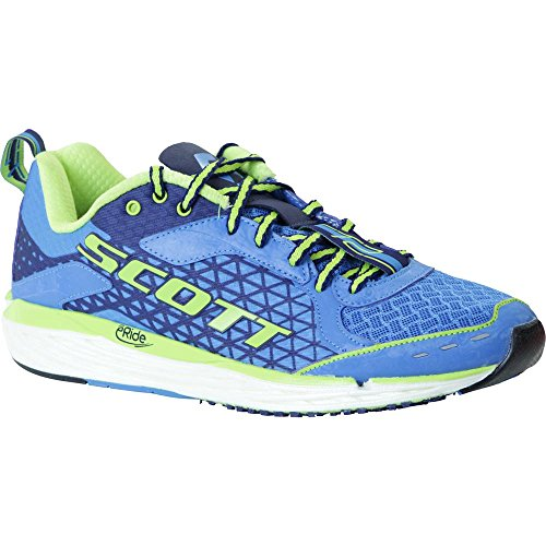 Scott chaussures de course T2 Palani bleu vert Bleu