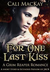 For One Last Kiss - A Grim Reaper Romance (English Edition)