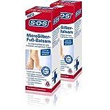 SOS MicroSilber-Fuß-Balsam (2er Pack)