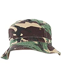 93e8f23013a Adults and Childrens Reversible Camouflage Bush Hat